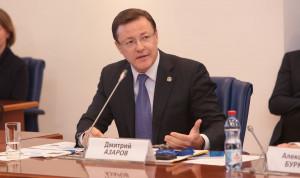 Губернатор Самарской области представил опыт развития кадрового потенциала