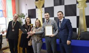 В Татарстане госслужащие соревновались в шахматных поединках