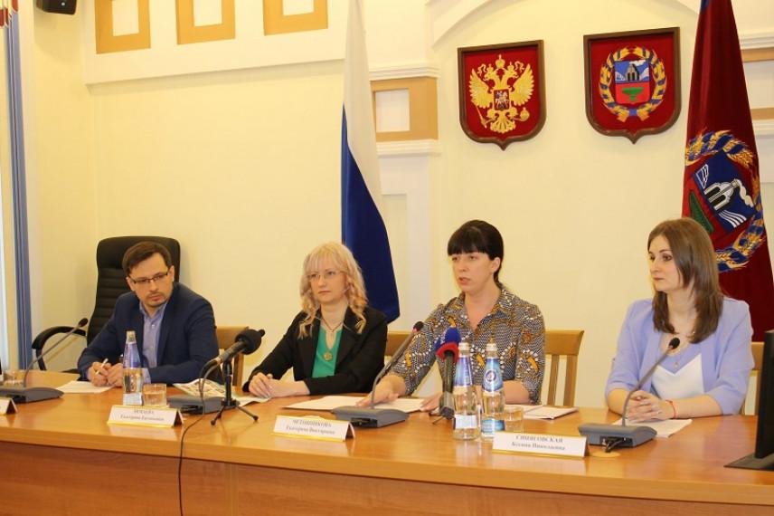 Подготовка к молодежному управленческому форуму «Алтай. Территория развития» идет полным ходом