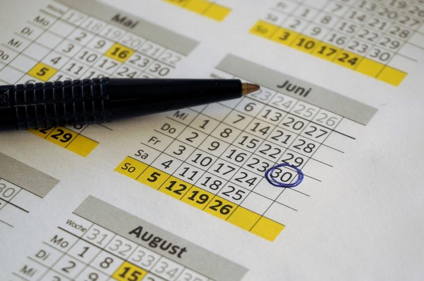 Минтруд подготовил предложения о переносе выходных дней в 2020 году