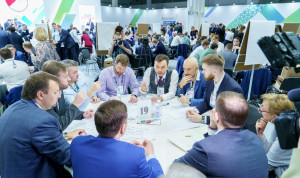 «Лидеров России» подключат к дискуссии с ведущими управленцами на ПМЭФ-2019