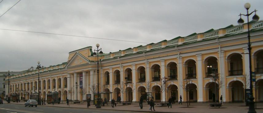 В Гостином Дворе Санкт-Петербурга пройдет ярмарка-выставка для предпринимателей
