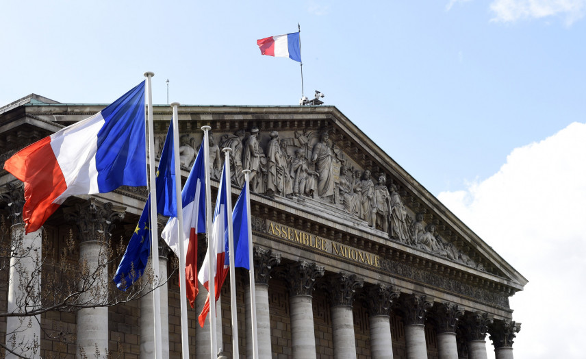 Во Франции профсоюзы протестуют против закона о госслужбе