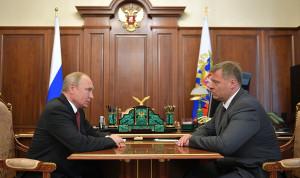 Президент назначил врио губернатора Астраханской области