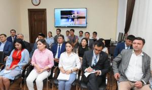В Казахстане поддерживают проекты молодых госслужащих