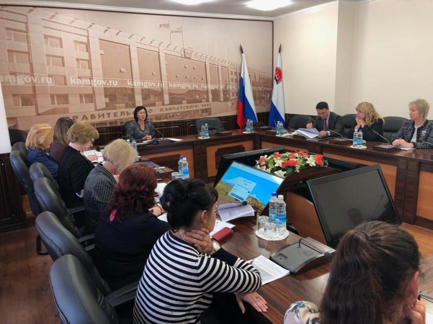 На Камчатке подвели итоги использования резерва управленческих кадров
