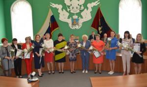 В Костромской области награждали лучших муниципальных служащих