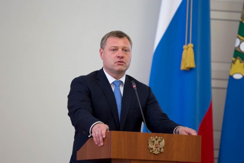 Врио губернатора Астраханской области назвал главный принцип при формировании команды