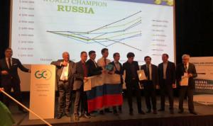 Россия стала победителем в мировом финале чемпионата по стратегии и управлению бизнесом