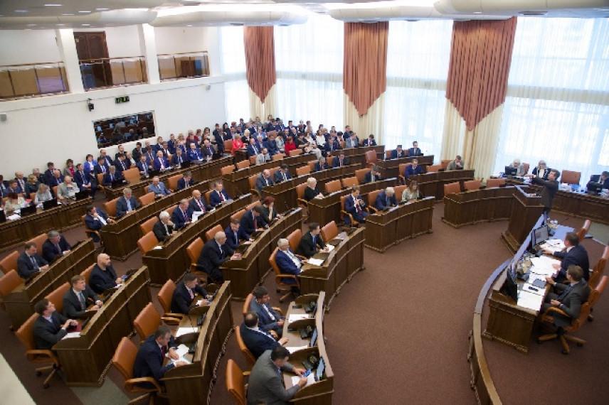 Красноярские депутаты хотят увеличить штрафы за «отписки» госслужащих