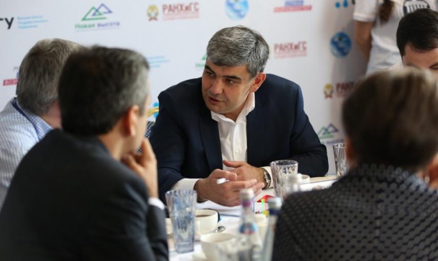 В Кабардино-Балкарии стартовал первый модуль программы для лидеров региона