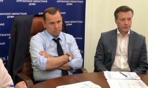Глава Зауралья рассказал о собеседованиях с кандидатами в резерв