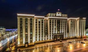 В Госдуму внесли поправки в закон о региональных счётных палатах