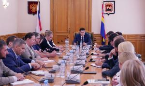 Стажеры из президентского резерва решали вопросы образования, науки и экспорта в Калининградской области
