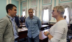 Участников конкурса «Команда Челябинской области» учат презентовать себя