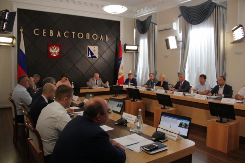 Власти Севастополя проведут открытый конкурс на посты в правительстве города