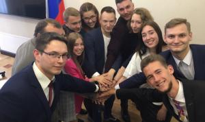 В Ленобласти начало работу новое молодежное правительство