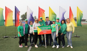 Госслужащие и депутаты Забайкалья сразятся на традиционной спартакиаде