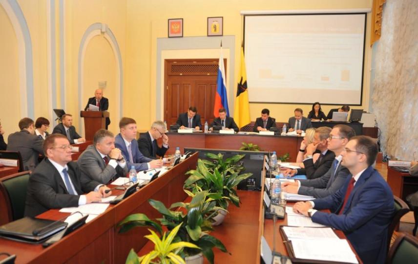 Ярославское правительство реорганизовали для повышения качества управления регионом