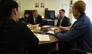 Резервисты «Команды Республики Коми» встретились с наставником в министерстве спорта
