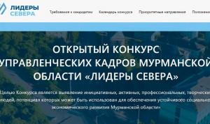 В Мурманской области определили 100 финалистов конкурса «Лидеры Севера»