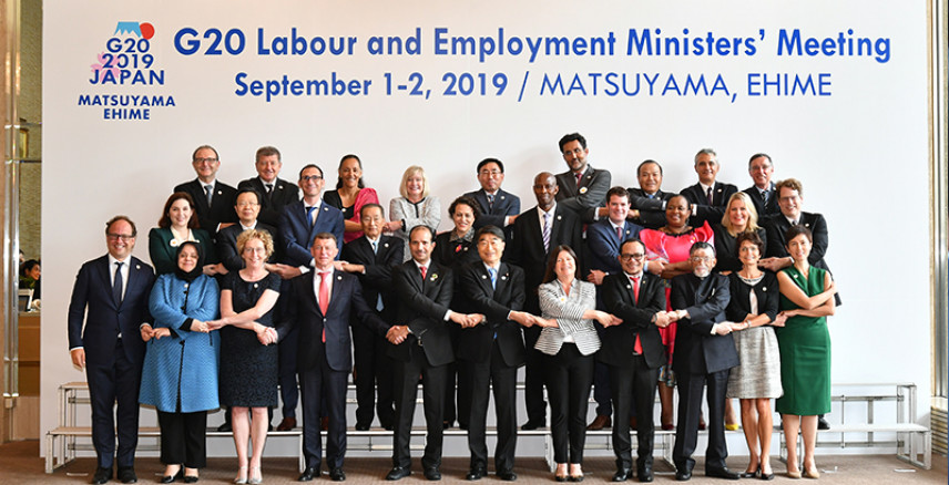 Министры труда и занятости G20 определили приоритеты