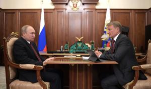 Президент предложил использовать наработки Сбербанка в госуправлении