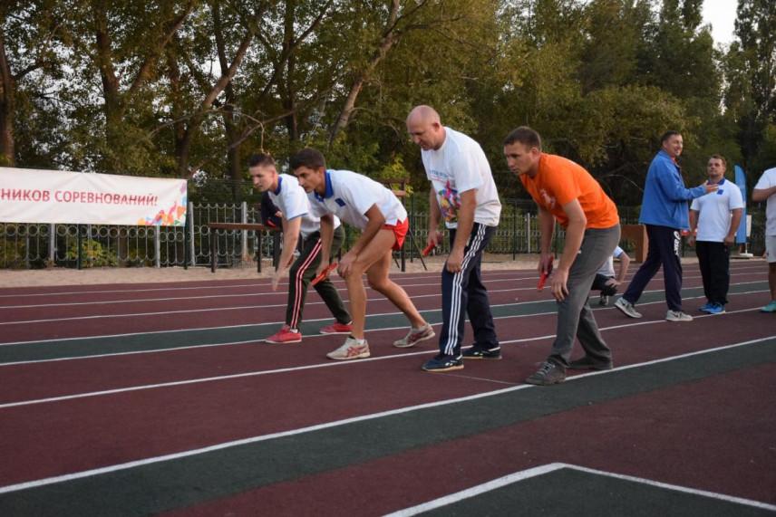 В Саратове муниципальные служащие участвовали в спортивных соревнованиях