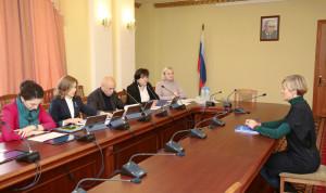 Глава Липецкой области встретился с кандидатами в кадровый резерв на должность главного архитектора