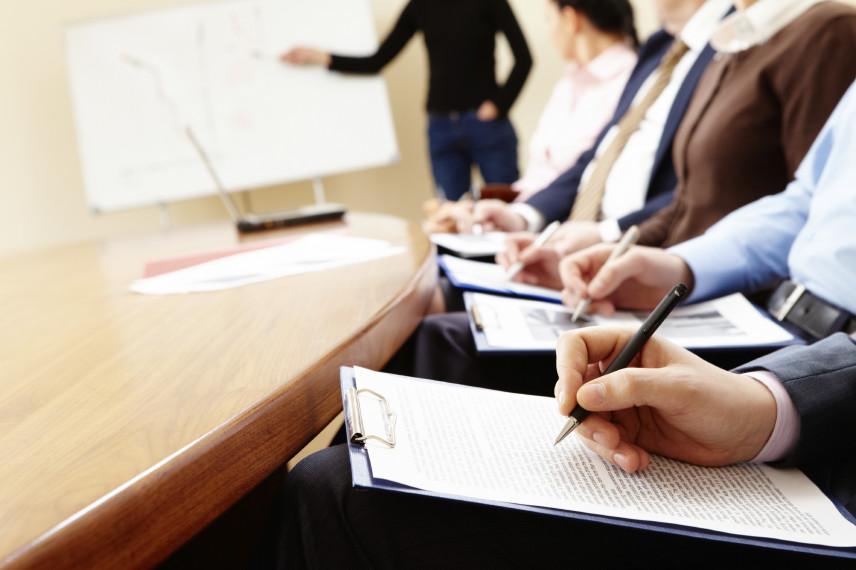 Для членов правительства Подмосковья стартовал обучающий семинар
