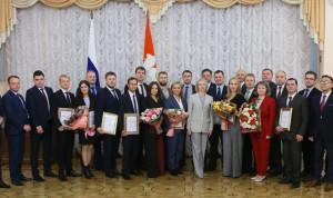 «Команде Челябинской области» вручили дипломы победителей