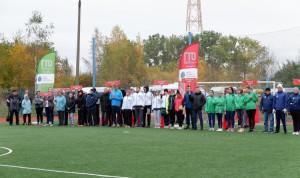 Фестиваль ГТО среди государственных и муниципальных служащих прошел в Псковской области