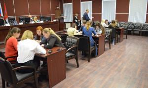 Очередной этап регионального конкурса «Лучший государственный гражданский служащий» прошел в Вологодской области