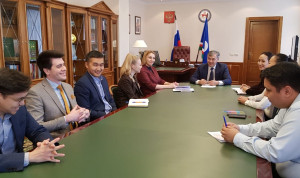 В Якутии от молодых чиновников ждут прорывных идей