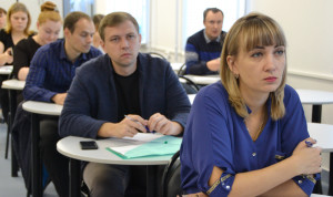 Алтайские госслужащие учатся противодействовать коррупции