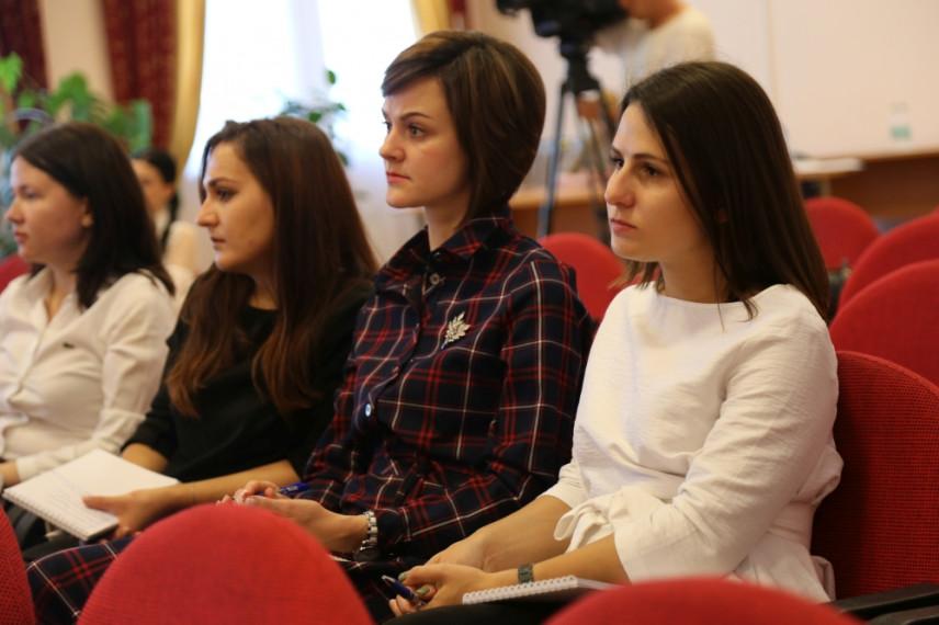 Финалисты конкурса «Молодые кадры Орловщины» учатся управлять проектами