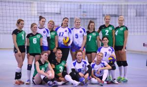 На Днях Томской области в Совете Федерации сыграли в волейбол и футбол