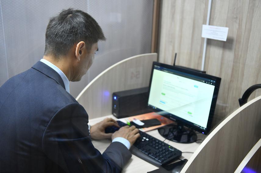 В Киргизии внедряют автоматизированную систему управления человеческими ресурсами на госслужбе