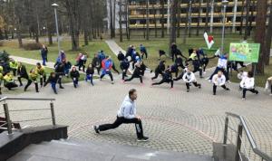 В Ленинградской области прошла Спартакиада для госслужащих