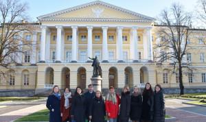 Госслужащие Татарстана стажировались в Санкт-Петербурге