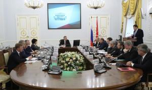 В Петербурге обсудили новую программу развития госслужбы