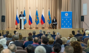 Награды победителям регионального конкурса «Лучшее городское поселение» вручили в Пскове