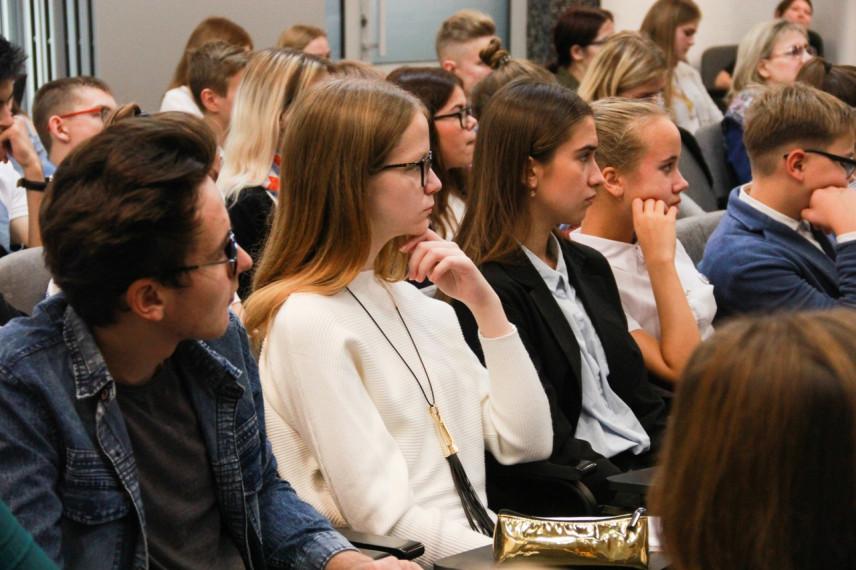 В Кировской области сформировали Молодежное правительство 6 созыва
