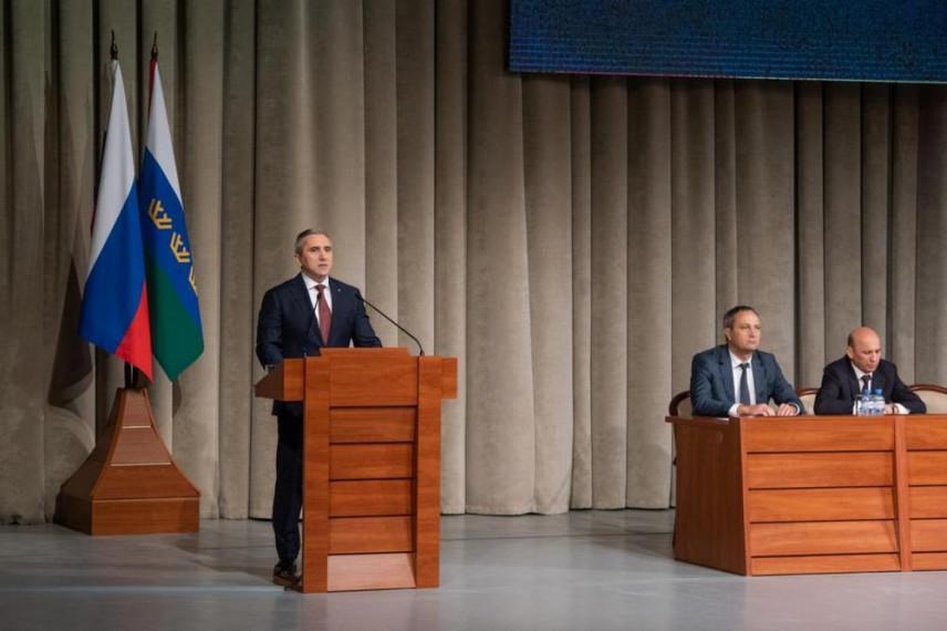 В Тюменской области задумались о повышении производительности чиновников
