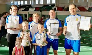 Фестиваль спортивных семей госслужащих прошел в Пензенской области