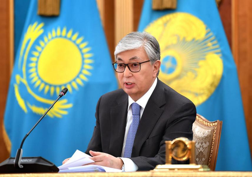 Глава Казахстана рассказал о главных задачах Президентского кадрового резерва