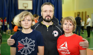 На Ямале прошла спартакиада госслужащих среди семейных команд