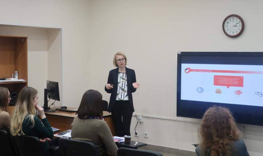 В Петербурге завершились HR-практикумы