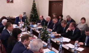 В Барнауле проходит съезд Совета муниципальных образований Алтайского края
