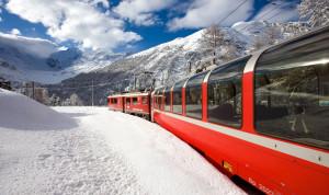 Чиновников Швейцарии пересадят с самолетов на поезда